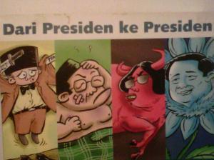 Dari Presiden ke Presiden