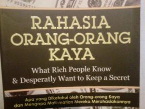 Rahasia Orang orang Kaya