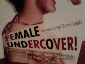 Female Undercover