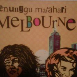 Menunggu Matahari Melbourne