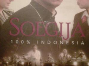 Soegija: 100% Indonesia