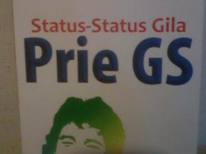 Status-Status Gila Prie GS