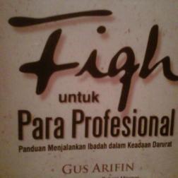 Fiqh untuk Para Profesional