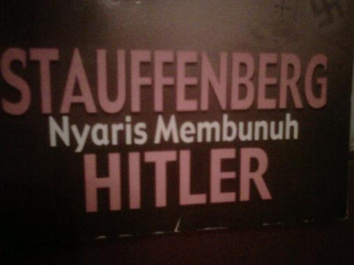 Stauffenberg Nyaris Membunuh Hitler