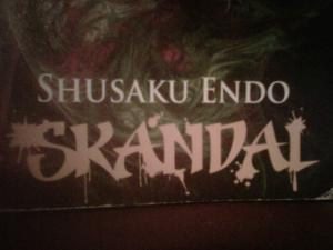 Shusaku Endo Skandal