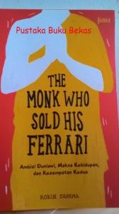 The Monk Who Sold Ferrari
